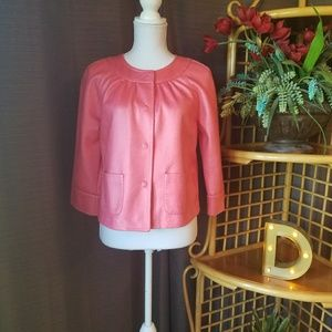 Ruby Rd. | Crop Jacket | Size 8 Petite